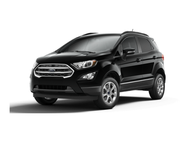 New 2019 Ford EcoSport SE Crossover MAJ6S3GL1KC262171 in Rochester, New York, at West Herr Ford of Rochester